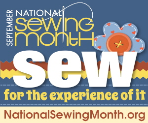 2016 National Sewing Month
